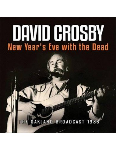 Crosby, David : New Year's Eve With the Dead (CD)