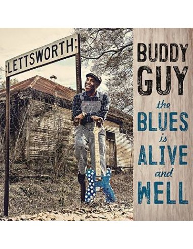 Guy, Buddy : The Blues is alive and well (CD)