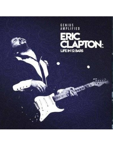 Clapton, Eric : Life in 12 Bars (2-CD)