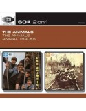Animals : The Animals / Animal Tracks (CD)