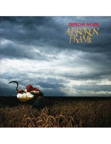 Depeche Mode : A Broken Frame (LP)