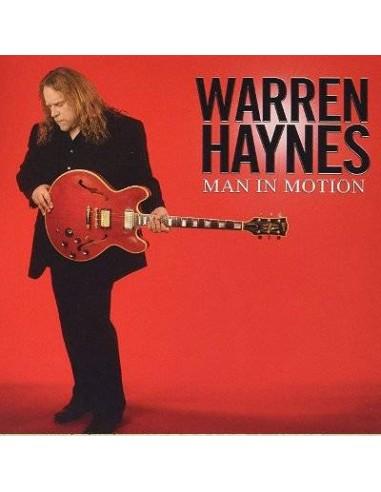Haynes, Warren : Man in Motion (2-LP)