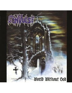 Convulse : World Without God (2-LP) black vinyl