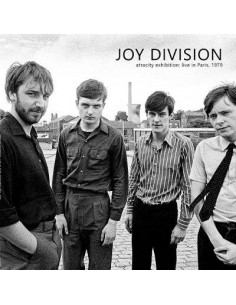 Joy Division : Atrocity Exhibition - live in Paris 1979 (LP)