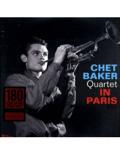 Baker, Chet : Quartet In Paris (2-LP)