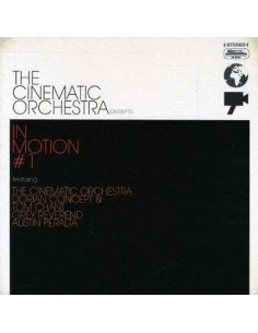 Cinematic Orchestra : In Motion #1 (2-LP)