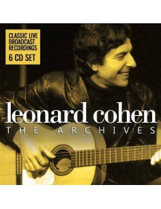 Cohen, Leonard : The Archives - classic broadcast recordings (6-CD)