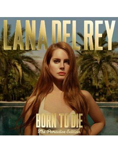 Del Rey, Lana : Born To Die - The Paradise Edition (CD)
