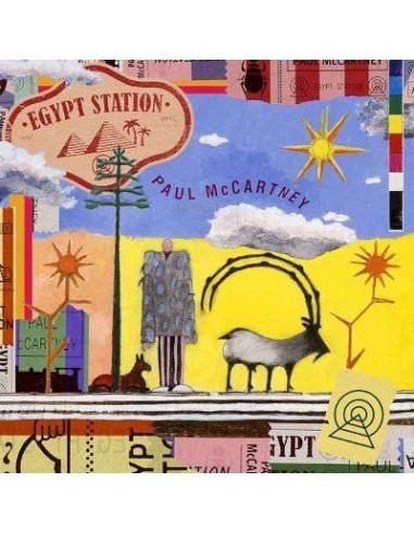 McCartney, Paul : Egypt Station (2-LP)