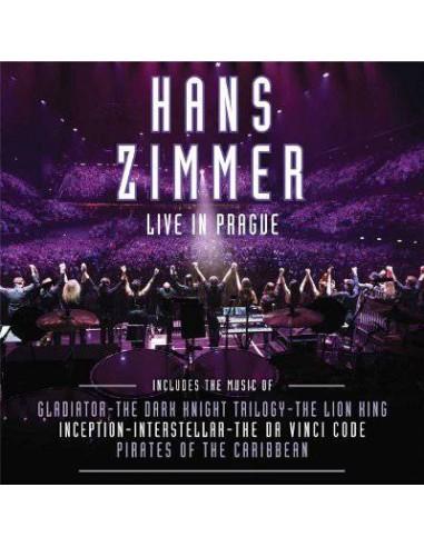 Zimmer, Hans : Live In Prague (2-CD)