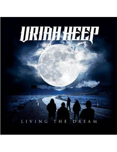 Uriah Heep : Living The Dream (LP)