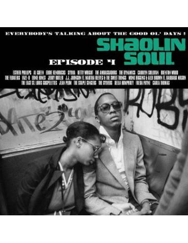 Shaolin Soul Episode 4 (2-LP + CD)