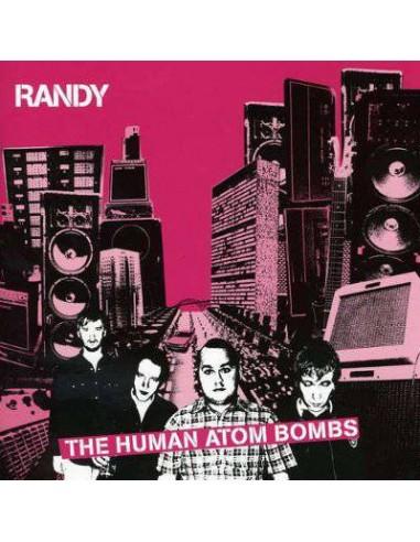 Randy : The Human Atom Bombs (LP)