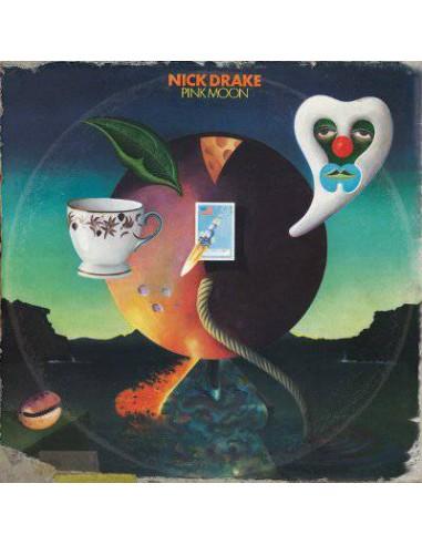 Drake, Nick : Pink Moon (LP) 2012 UK box set