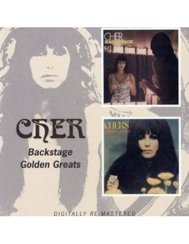 Cher : Backstage / Golden Greats (CD)