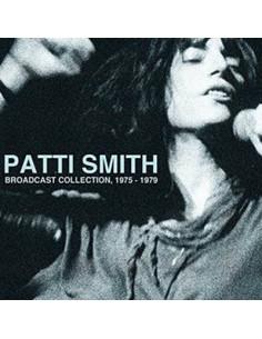 Smith, Patti : Broadcast Collection 1975-79 (11-CD Box)