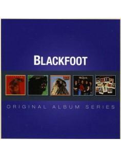 Blackfoot : Original Album Series (5-CD)