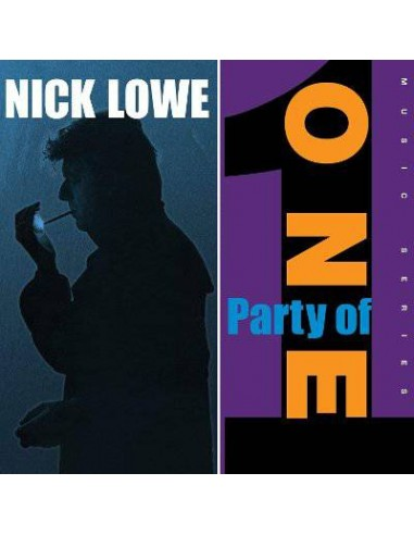 Lowe, Nick : Party Of One (LP)