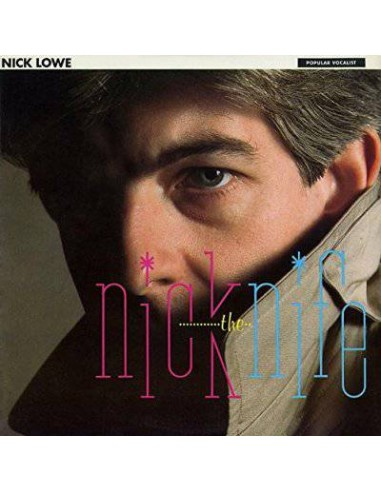 Lowe, Nick : Nick The Knife (CD)