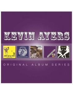Ayers, Kevin : Original Album Series (5-CD)
