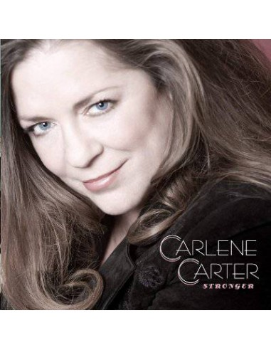 Carter, Carlene : Stronger (CD)