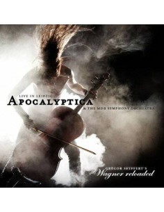 Apocalyptica : Wagner Reloaded - Live In Leipzig (2-LP)