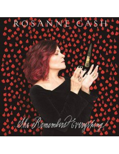 Cash, Rosanne : She Remembers Everything (CD)