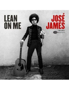 James, José : Lean On Me (CD)