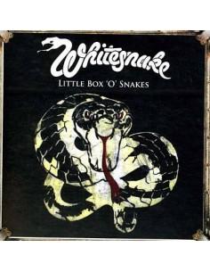 Whitesnake : Little Box 'O' Snakes (8-CD)