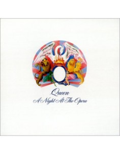 Queen : A Night At The Opera (LP - Half Speed Mastered)