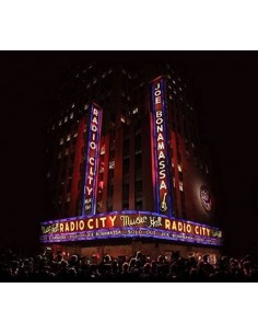 Bonamassa, Joe : Live At Radio City (2-LP)