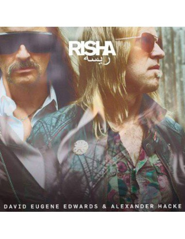 David Eugene Edwards / Alexander Hacke : Risha (LP)