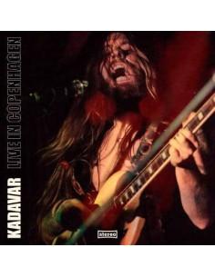 Kadavar : Live in Copenhagen (2-LP)