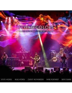 Flying Colors : Second Flight : Live At The Z7 (2-CD+DVD)