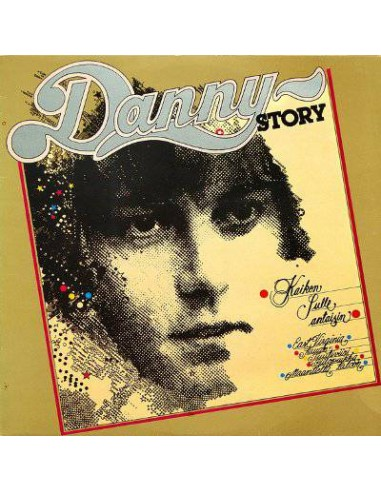 Danny : Danny Story (LP)