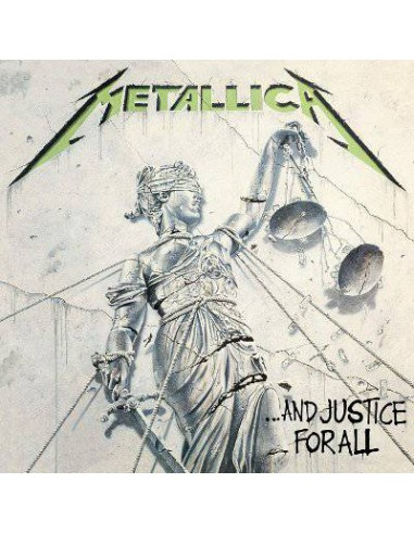 Metallica : ...And Justice For All (2-LP) 2018 edition