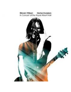 Wilson, Steven: Home Invasion (2-CD + Blu-ray)