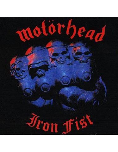 Motörhead : Iron Fist (LP)