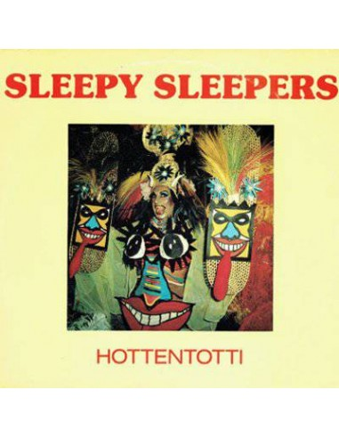 Sleepy Sleepers : Hottentotti (LP)