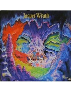 Jasper Wrath : Jasper Wrath (LP) Cutout