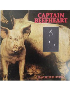 Captain Beefheart : Flavour Bud Living (LP