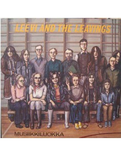 Leevi and The Leavings : Musiikkiluokka (LP)