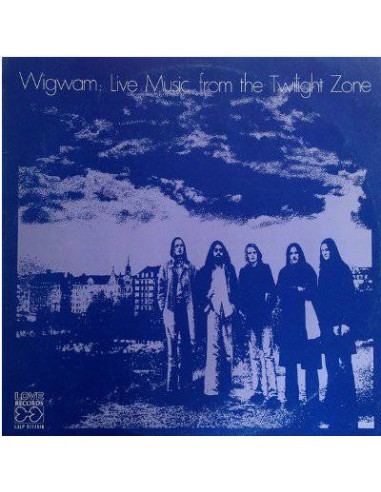 Wigwam : Live Music From The Twilight Zone (2-LP)