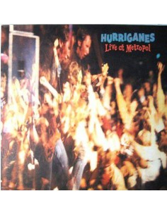 Hurriganes : Live At Metropol (LP)