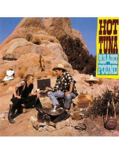 Hot Tuna : Pair A Dice Found (LP)