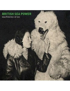 British Sea Power : Machineries Of Joy (LP)
