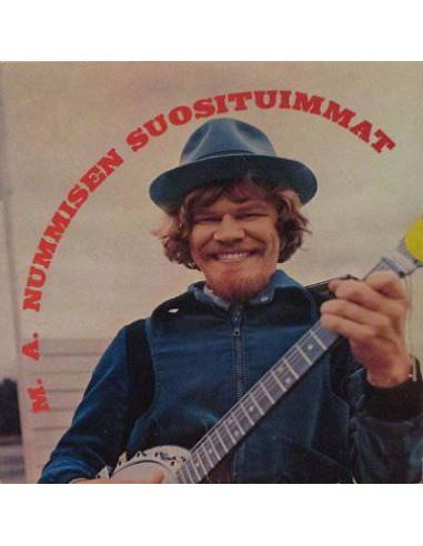 M. A. Numminen : M. A. Nummisen Suosituimmat (LP)