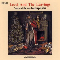 Leevi and The Leavings : Varasteleva Joulupukki (LP)