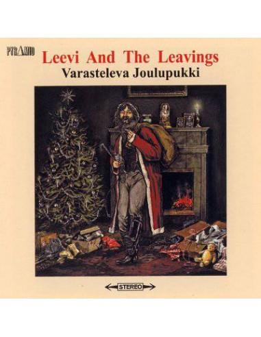 Leevi and The Leavings : Varasteleva Joulupukki (LP)