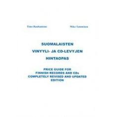 Suomalaisten vinyyli- ja cd-levyjen hintaopas 2019 (KIRJA)